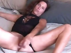 Mature amateur loves it anal porn video