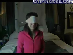 Blindfolded, Amateur, Blindfolded, College, Old, Teen