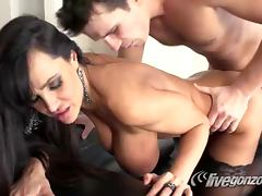 Incredibly Hot Scene With The Sexy Lisa Ann