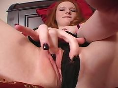 Up Close Masturbation With Halo Crush And Her Pink Pussy