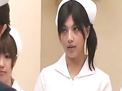 Pretty, Adorable, Horny, Hospital, Nurse, Oriental