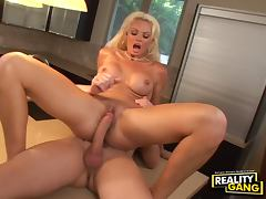 All, Blonde, Blowjob, Cougar, Cumshot, Doggystyle