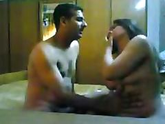 Exotic Arab GF Sucks Cock and Gets Fucked in a Homemade Sex Tape