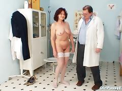 Doctor, Cunt, Doctor, Hairy, Mature, Pussy