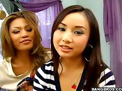 All, Doggystyle, Double, Interracial, Oriental, Threesome