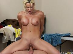 Mom, Ass, Beauty, Big Tits, Blonde, Cougar