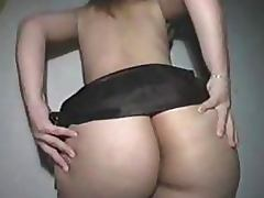 Latina Anal Slut Sucks Cock and Then Gets Her Hot Round Booty Fucked