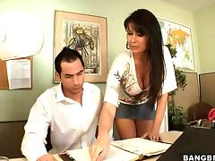 Eva Karera Wants To Fuck her Office Mate
