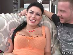 Rachel Starr Takin' A Dildo and A Dick