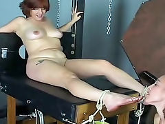 Mixture of bondage and punishment clips