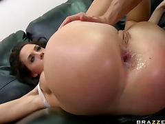 Boom Goes Chanel Preston's Bum in Anal Destruction