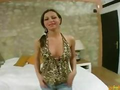 Teen Girl From Romania Hard Fuck