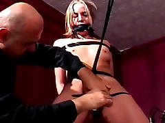 Bound, Babe, BDSM, Bound, Gagging, Sex