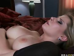 Busty Trimmed Pussy Blonde Madison Ivy Hardcore Sex On Couch