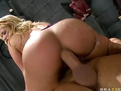 Amazing Anal Scene With Shyla Stylez And Kerian