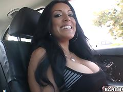 Hardcore Pussy Smashing Sex With A Busty Brunette