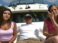 Boat, Assfucking, Banging, Bikini, Blowjob, Boat