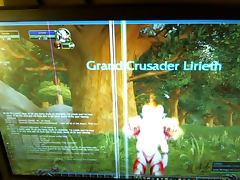 World of Warcraft Jerk Off