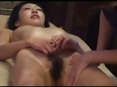 JAV, Asian, Bed, Bedroom, Chinese, Cunt