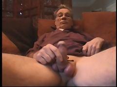 Cumshot, Cumshot, Grandpa, Old Man, Sperm, 3some