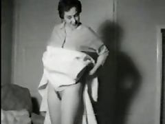 50s beauty Becky McClain McFarlane porn video