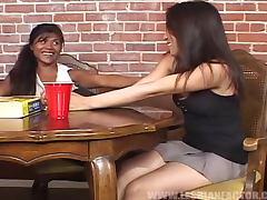 Hot Action With Lesbian Sluts