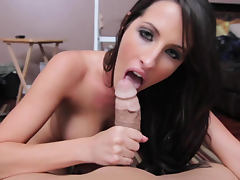 Kortney Kane POV sex with a big cock