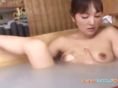 Milf Fingering Herself Having Orgasm In The Bath porn video