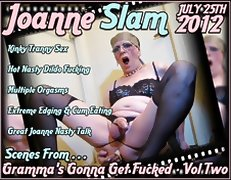 JOANNE SLAM MORE GRAMMA CLIPS FROM JULY 25 2012