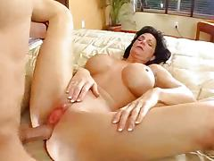Mom, Cougar, Couple, Huge, Mature, Mom