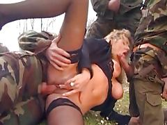 Banging, Army, Banging, Cumshot, Ethnic, Housewife
