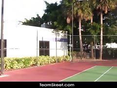 TeamSkeet Best of April New Exclusive Teens