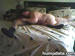 BBW gets fucked by big black cock