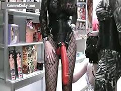 Mom, BDSM, Bondage, Bound, Cougar, Domination