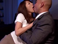 Naughty Misa Yuki Takes A Load Of Cum In Her Ass