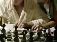 Vintage Porn 1970s John Holmes Check and Checkmate