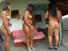 Brazil, Bra, Brazil, Interracial, MILF