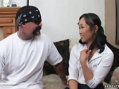 All, Asian, Blowjob, Couple, Cowgirl, Cum