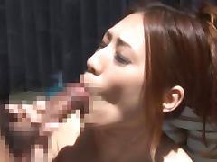 Japanese wife Misuzu Takashima gets amazingly fucked outdoors