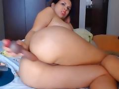 Colombiana sabrosa parte 3 big ass colombian