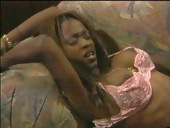 Midori ebony queen anal