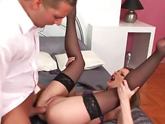 Bedroom, Babe, Bedroom, Dildo, Facial, Masturbation