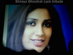 Sexy Bollywood Singer Shreya Ghoshal cum tribute