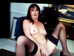 Mature Quivering Orgasm