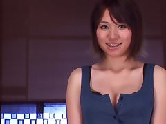 Good Fuck for Japanese Girl Yuzuka Kinoshita in Threesome