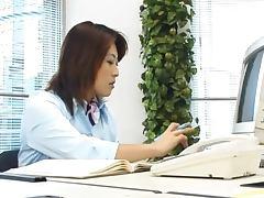 Office Slut Fucked In Her Workplace