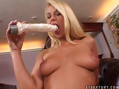 All, Blonde, Naughty, Solo, Toys, Vibrator