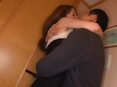 Passionate fucking session with Miku Ohashi gets wild