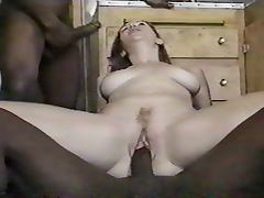 Housewife, Anal, Housewife, Interracial, Double Penetration