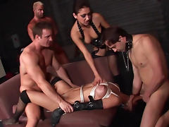 All, Banging, BDSM, Deepthroat, Domination, Orgy